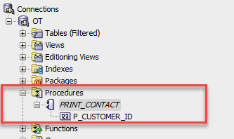 pl sql procedure a step by step guide to create a procedure rh oracletutorial com Step-By-Step Guide for Windows 10 Step by Step Website Building Guide